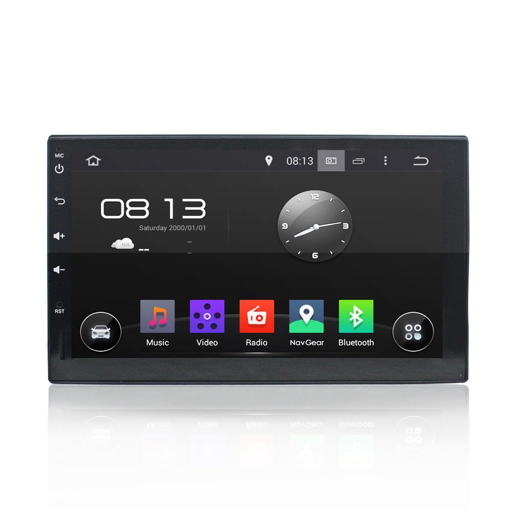 7580 универсальное головное устройство 2din swat ahr-4180 на андроид