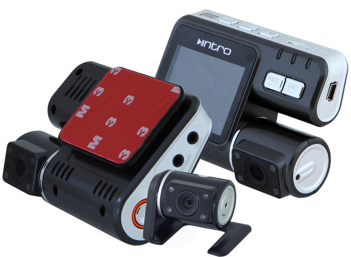 Видеорегистратор intro 233 видеорегистраторы носимые